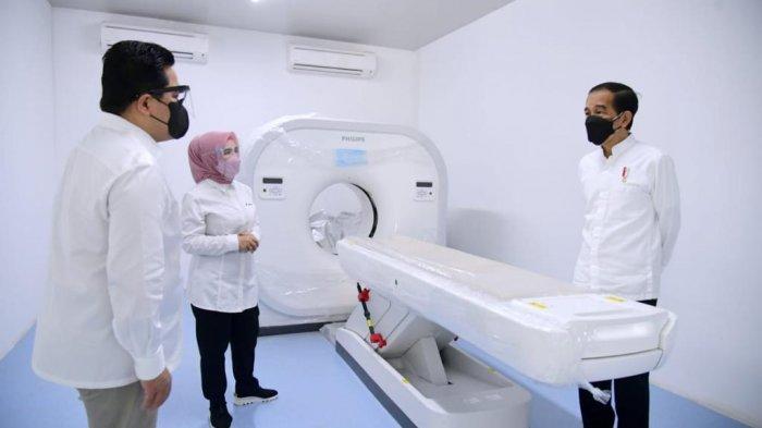 RS Modular Pertamina Tanjung Duren Diresmikan, Siap Tampung Pasien Covid-19