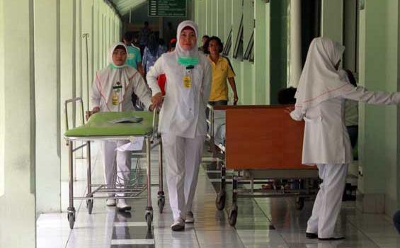 Hoaks, Pesan Berantai Sebut Ada Pasien Corona di RSUD Dr Moewardi Solo, Ini Faktanya