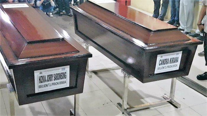 Dua Jenazah yang Sudah Diserahkan ke Keluarga Masih di RS Polri