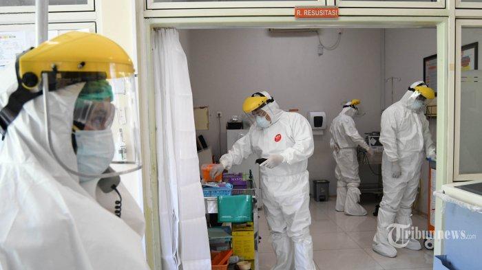 181 Nakes Meninggal, Angka Kematian Tenaga Kesehatan RI Disebut Salah Satu yang Terbesar di Dunia