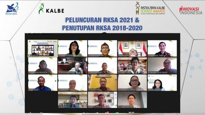Kalbe dan Kemenristek/BRIN Perkuat Hilirisasi Penelitian di Indonesia