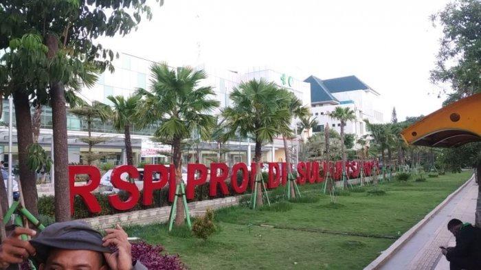 RSPI Sulianti Saroso yang berada di Tanjung Priok, Jakarta Utara, menjadi rumah sakit rujukan penanganan virus corona.