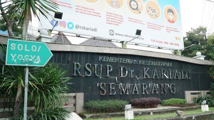 RSUP Kariadi Semarang(KOMPAS.com/RSUP Kariadi Semarang)