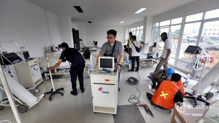 Kemenkes Antisipasi Lonjakan Kasus Covid-19 pasca Lebaran,Tambah Tempat Tidur di RS