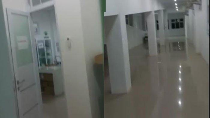 Viral Video Ruang Isolasi Pasien Covid-19 Kosong Tanpa Nakes, Pihak RS: Jujur Kami Semua Kelelahan
