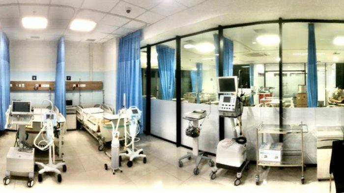 ILustrasi. Ruang perawatan bagi pasien covid-19. Merespon peningkatan kasus Covid-19, Siloam Hospitals Group menyiapkan 100 tempat tidur isolasi dan ICU Covid-19 di Siloam Hospitals Kelapa Dua, Tangerang dan Mampang, Jakarta Selatan.