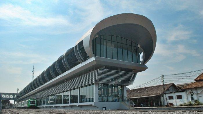 Per 1 Januari 2021 Kereta Api Bandara Tujuan Adi Soemarmo Solo Beroperasi Kembali