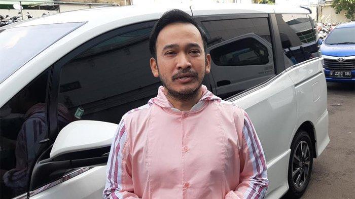 Ruben Onsu ketika ditemui di gedung Trans TV, Jalan Kapten Tendean, Mampang Prapatan, Jakarta Selatan, Senin (13/4/2020).