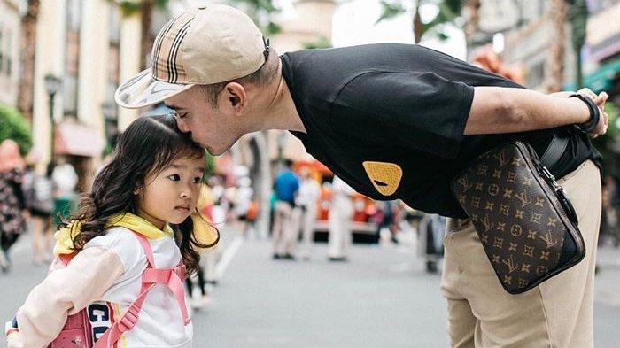 Ruben Onsu dan Thalia Putri Onsu