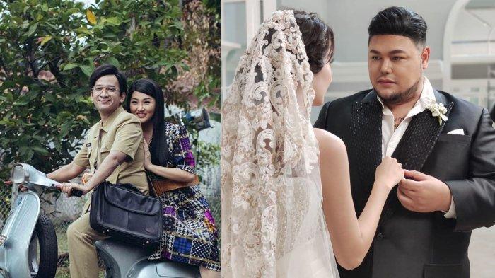 Foto-foto Prewedding Ivan Gunawan dan Bella Aprilia, Ruben Onsu Berikan Doa Terbaik