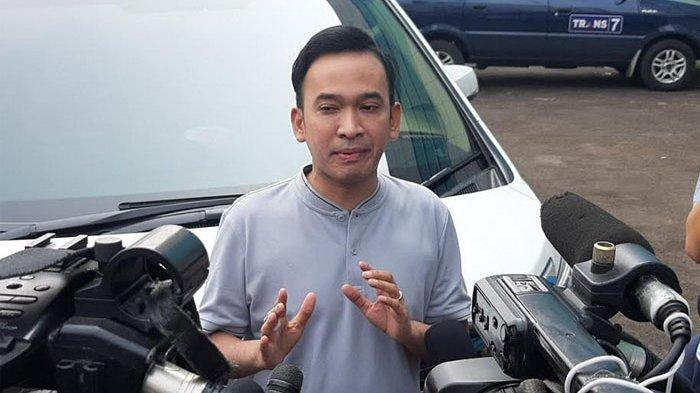 Ruben Onsu yang ditemui di gedung Trans TV, Jalan Kapten Tendean, Mampang Prapatan, Jakarta Selatan, Rabu (11/12/2019).
