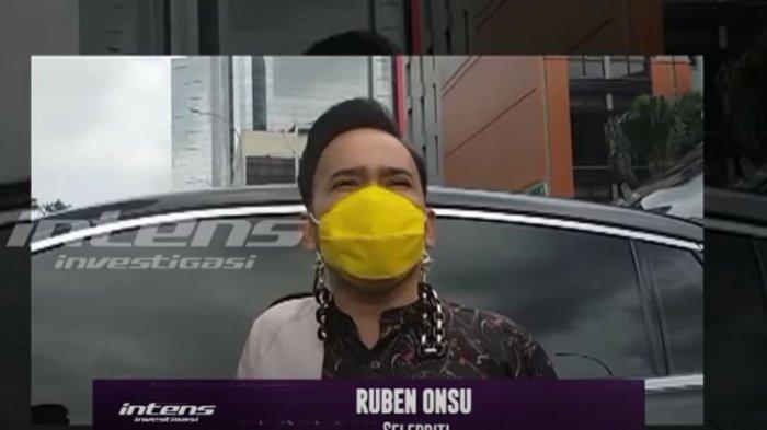 Ruben Onsu sahabat Olga Syahputra