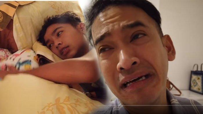 Lihat Betrand Peto Begini di Video Klip Jaga Perasaan, Ruben Onsu Menangis: Saya Tahu Semuanya