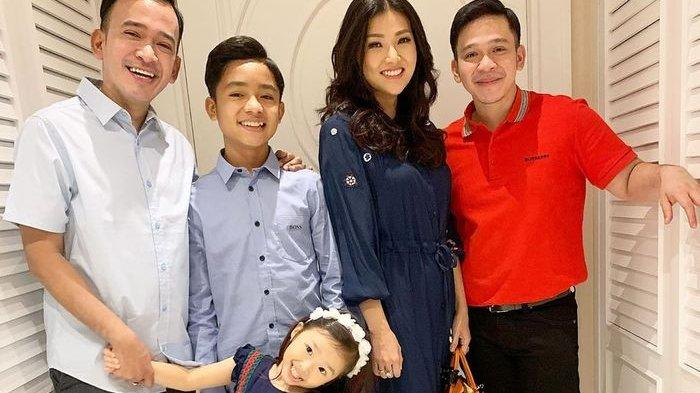 Blak-blakan, Ibu Angkat Ruben Onsu Bongkar Kenangan Tak Terlupakan Saat Suami Sarwendah Nangis-nangis Kabur dari Rumah Sambil Bawa TV 14 Inch
