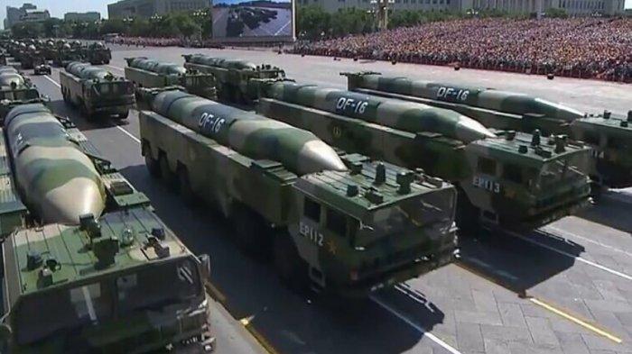 AS Khawatir Soal Ancaman Peningkatan Kekuatan Nuklir China