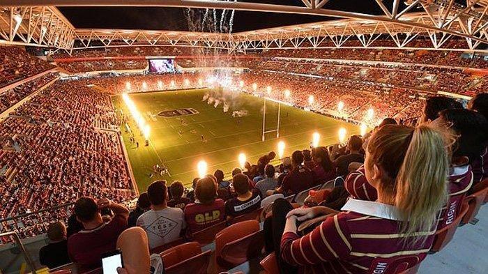 52.000 Orang Hadir di Stadion Saksikan Final Rugby di Tengah Pandemi Bikin Iri dan Marah Warga Dunia