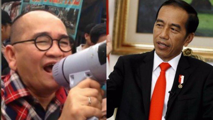 Ruhut Sitompul Ikut Angkat Biacara Terkait Kaus Bersablon 2019 Ganti Presiden