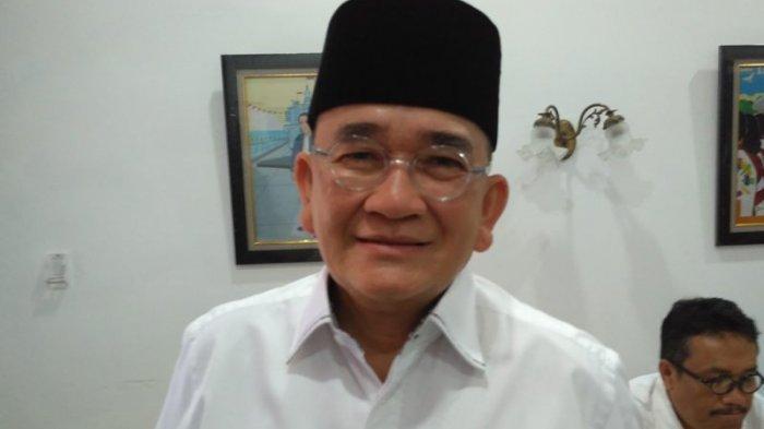 Cerita Ruhut Sitompul Diminta Bujuk Moeldoko Jadi Ketua Umum Demokrat
