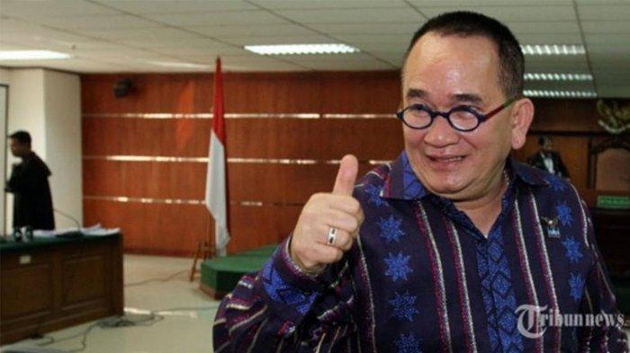 Ruhut Sitompul Beri Nilai 100 untuk Penjelasan Jokowi soal Beda Mudik dan Pulang Kampung