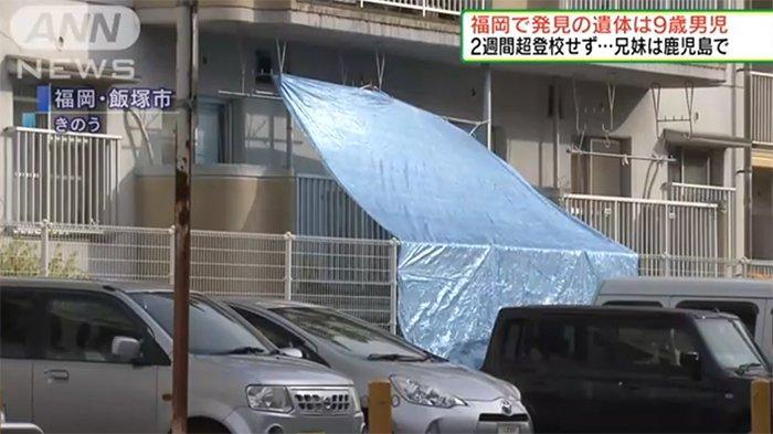 Pria di Jepang Bunuh 3 Anaknya Lalu Coba Bunuh Diri Melompat dari Kamar Hotel