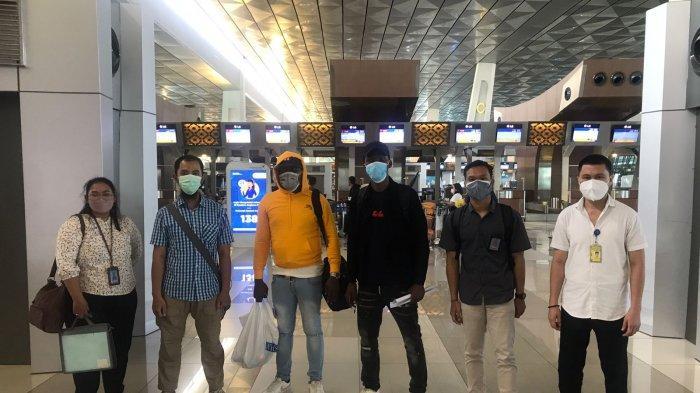 Tentara Gadungan Asal Afrika di Bali Dideportasi