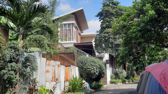 Menilik dan Mengorek Asal Usul Rumah Mewah Tempat Persembunyian Nurhadi dan Keluarga di Simprug
