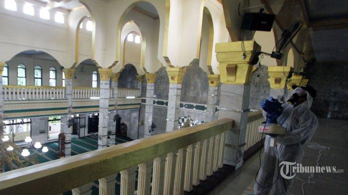 DKI Siapkan Bansos bagi Pengurus Rumah Ibadah, Ringankan Beban di Masa Pandemi