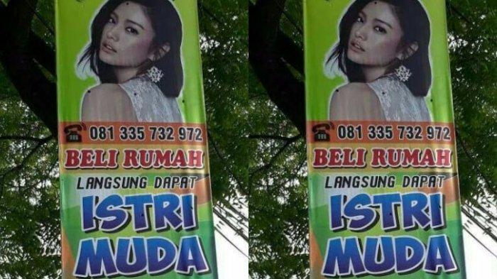 Viral! Iklan Jual Rumah Dapat Istri Muda, Ternyata Ini Maksudnya