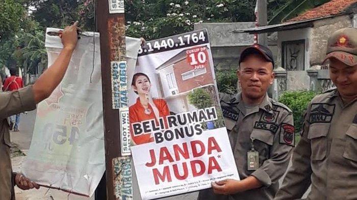 Viral Promo Beli Rumah Bonus Janda Muda Gegerkan Warga Depok Ini Fakta Sebenarnya Tribunnews Com Mobile