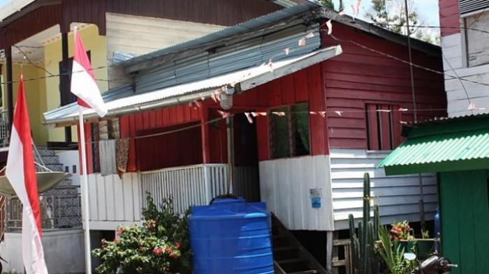 rumah keluarga mapangara terasnya wilayah indonesia tapi