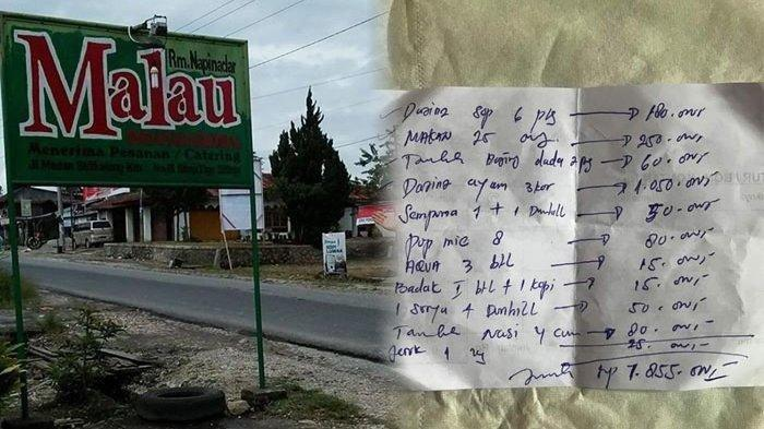 Pelanggan Protes Makan di Rumah Makan Ini Bertiga Harus Bayar Rp 800 Ribu, Ini Jawaban Pemilik