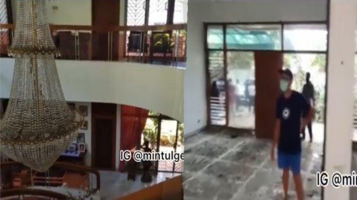 Buat Laporan Polisi, Korban Pencurian Material Rumah Mewah di Kedoya Mengaku Rugi Rp 1 Miliar