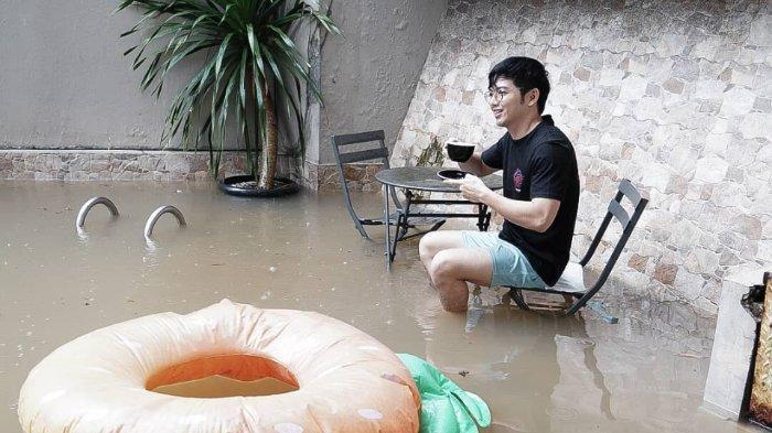 Rumah Irish Bella dan Nicky Tirta Jadi Korban Banjir, Ibel: Sekalinya Kebanjiran Parah Banget
