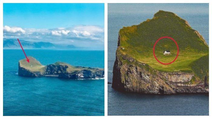 Fakta Unik Rumah Paling Kesepian di Dunia, Satu-satunya Bangunan di Pulau Terpencil Tak Berpenghuni