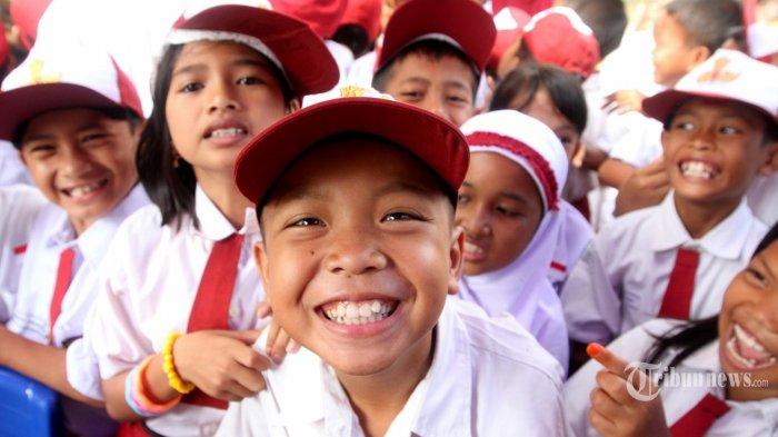 Sekolah Dasar di Jakarta Pusat akan Dikurangi Jumlahnya