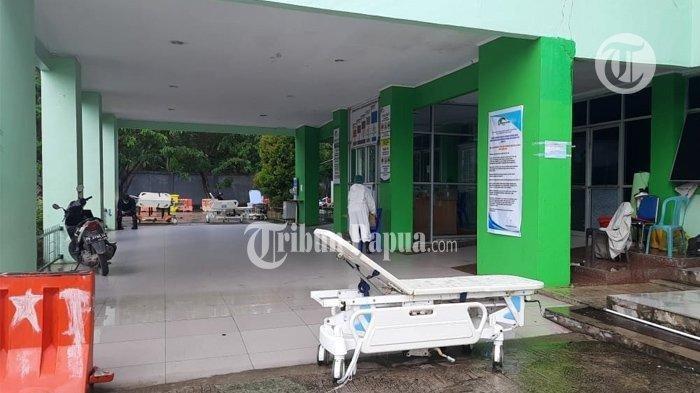 Pasien Covid-19 Membludak, RSUD Sele Be Solu Sorong Papua Barat Tutup untuk Sementara
