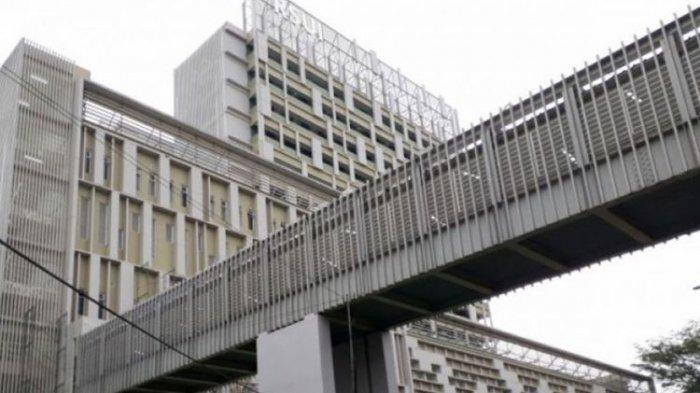 Gedung Rumah Sakit Universitas Indonesia (RSUI).