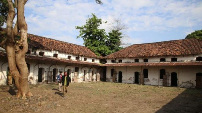 Bekas Penjara Zaman Belanda Disiapkan untuk Isolasi Mandiri Pemudik di Madiun