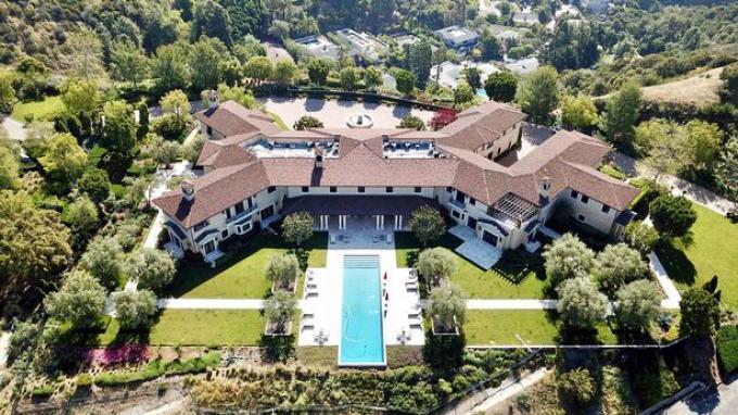 Rumah Tyler Perry di Los Angeles