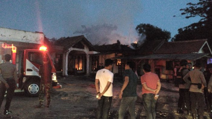 Ledakan di Kamar Kos Kampung Sampora, Polisi Periksa Penghuni dan Pemilik Kos