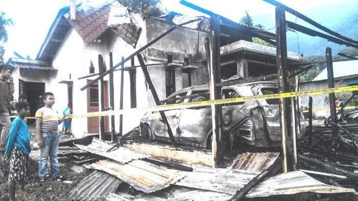 Siapakah Sosok Pengendara Berkacamata Hitam di Balik Misteri Terbakarnya Rumah Wartawan Serambi?