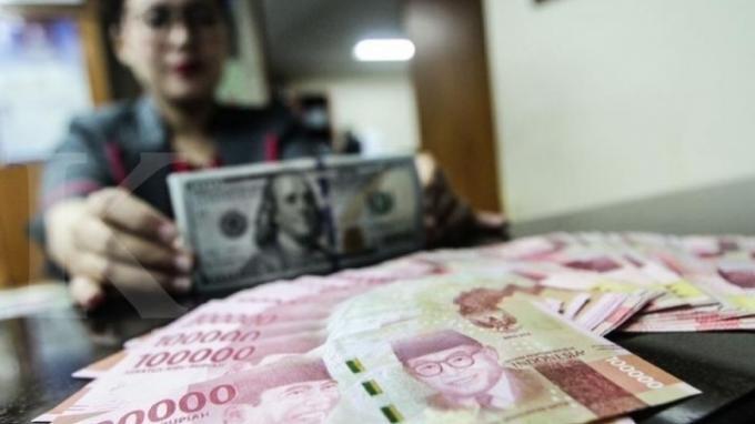 Di Pasar Spot, Rupiah Sempat Menguat Tipis Pagi Tadi