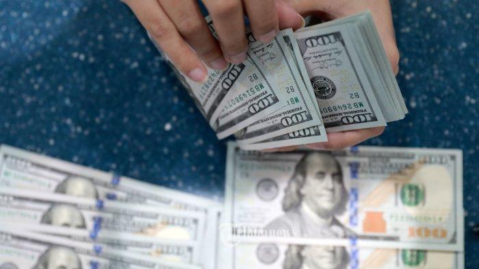 Utang Luar Negeri Indonesia Nyaris Tembus Rp 6.000 Triliun