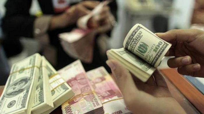 Kurs Rupiah Cetak Rekor Terendah Terhadap Dollar Singapura Tribunnews Com Mobile
