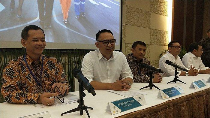 Garuda Indonesia Berencana Buka Slot Penerbangan di Bandara Halim Perdana Kusuma