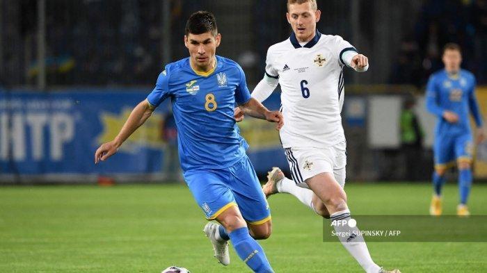 PREDIKSI Euro 2020 Belanda vs Ukraina - Bekas Pemain AC Milan Andalkan Tuah Ruslan Malinovskyi