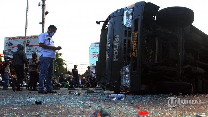 Demo Tolak UU Cipta Kerja Hari Ini di Jakarta: Cek Lokasi Unjuk Rasa Hingga Jumlah Massa