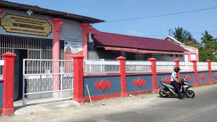 Kejaksaan Negeri Pidie Heboh, Tahanan Kabur Usai Jalani Sidang Online di Rutan Kelas II B Sigli