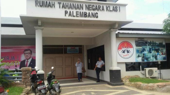 Rutan Palembang Over Kapasitas, Kapasitas 750 Orang Dihuni 1.516 Orang