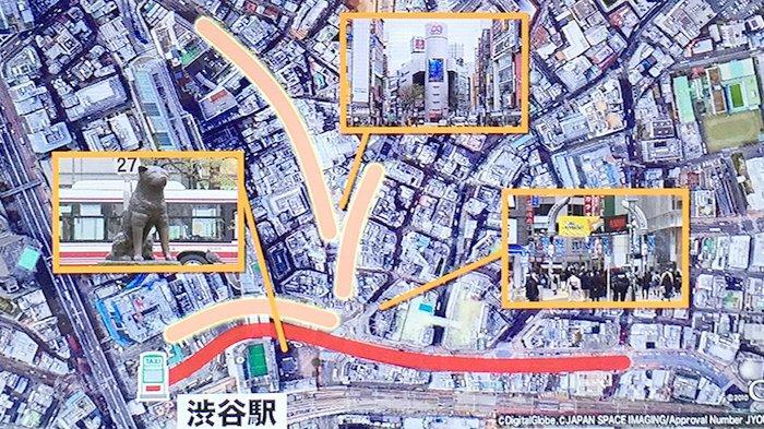 Rute taksi yang sangat panjang, pertama kali dalam sejarah Jepang.